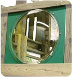 Bubble Dome Panel For Wooden Swing Set